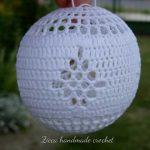 Crochet Sphere Pattern Free Beautiful Crochet Christmas Ball Ornaments Youtube
