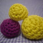 Crochet Sphere Pattern Little Crochet Balls Pattern Roseberesford