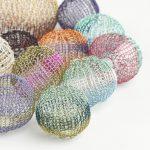 Crochet Sphere Tutorials Mini Crochet Tutorial Wire Crochet Pattern Wire Crocheted Etsy