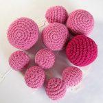 Crochet Sphere Tutorials Single Crochet Shaping 2 Spheres Revedreams