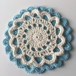 Crochet Trivets Free Pattern Craftaholics Anonymous Crochet Doily Trivets Free Pattern