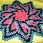 Crochet Trivets Hot Pads Ideal Delusions Kitchen Kolors Trivet