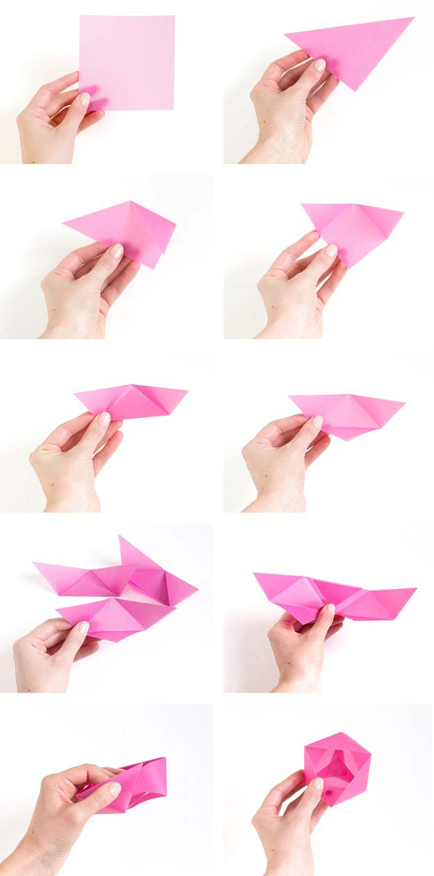 Diy Origami Easy 40 Best Diy Origami Projects To Keep Your Entertained Today