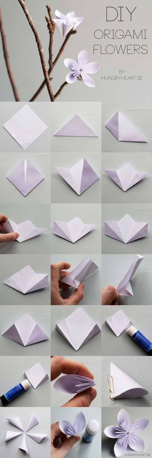 Diy Origami Easy 40 Best Diy Origami Projects To Keep Your Entertained Today Cool