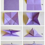 Diy Origami Easy Wonderful Diy Pretty Butterfly Chandelier Mobile Share Your Craft