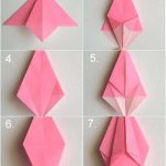 Diy Origami Flowers Craft Ideas In Step Step Lovely Best 25 Easy Origami Flower Ideas