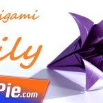 Diy Origami Flowers Easy Origami Flower Tutorial Origami 3d Gifts