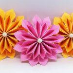 Diy Origami Flowers Life Hacks Videos Diy Paper Flowers Easy Making Tutorial Origami
