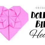 Diy Origami Heart Easy Origami Money Heart Tutorial Diy Paper Kawaii Youtube