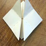 Diy Origami Heart Wedding Diy Tutorial Origami Heart Decorations Place Cards