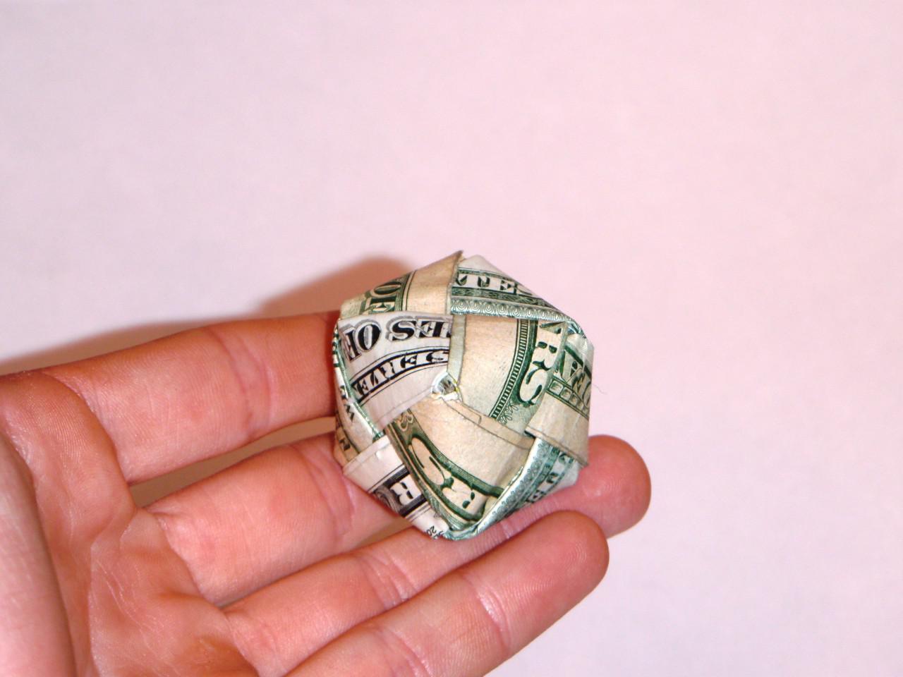 Dollar Bill Origami Dollar Bill Origami Wrfel Gunook