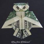 Dollar Bill Origami Origami Dollar Bill Owl Dollar Origami Money Origami Origami