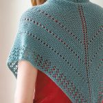 Double Knitting Tutorial Scarfs Abrams How To Basic Top Down Double Triangle Shawl