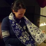Double Knitting Tutorial Scarfs Double Knit Knit A Long