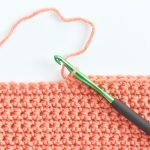 Double Knitting Tutorial Scarfs How To Crochet A Scarf For Beginners