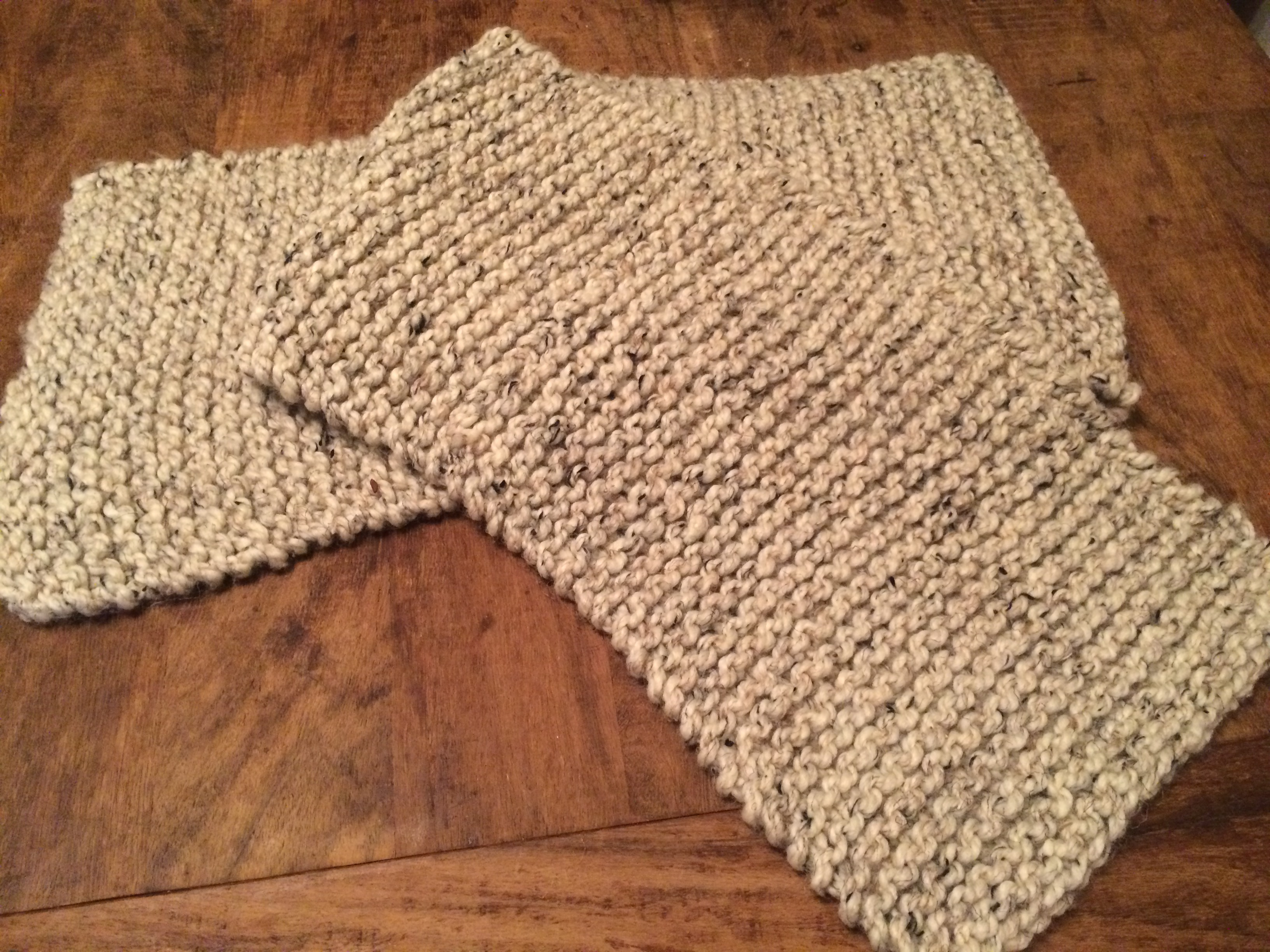 Double Knitting Tutorial Scarfs How To Knit A Scarf For Beginners Sheep And Stitch