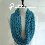 Double Knitting Tutorial Scarfs Knitting Pattern Infinity Scarf Quick And Easy Knitting Etsy