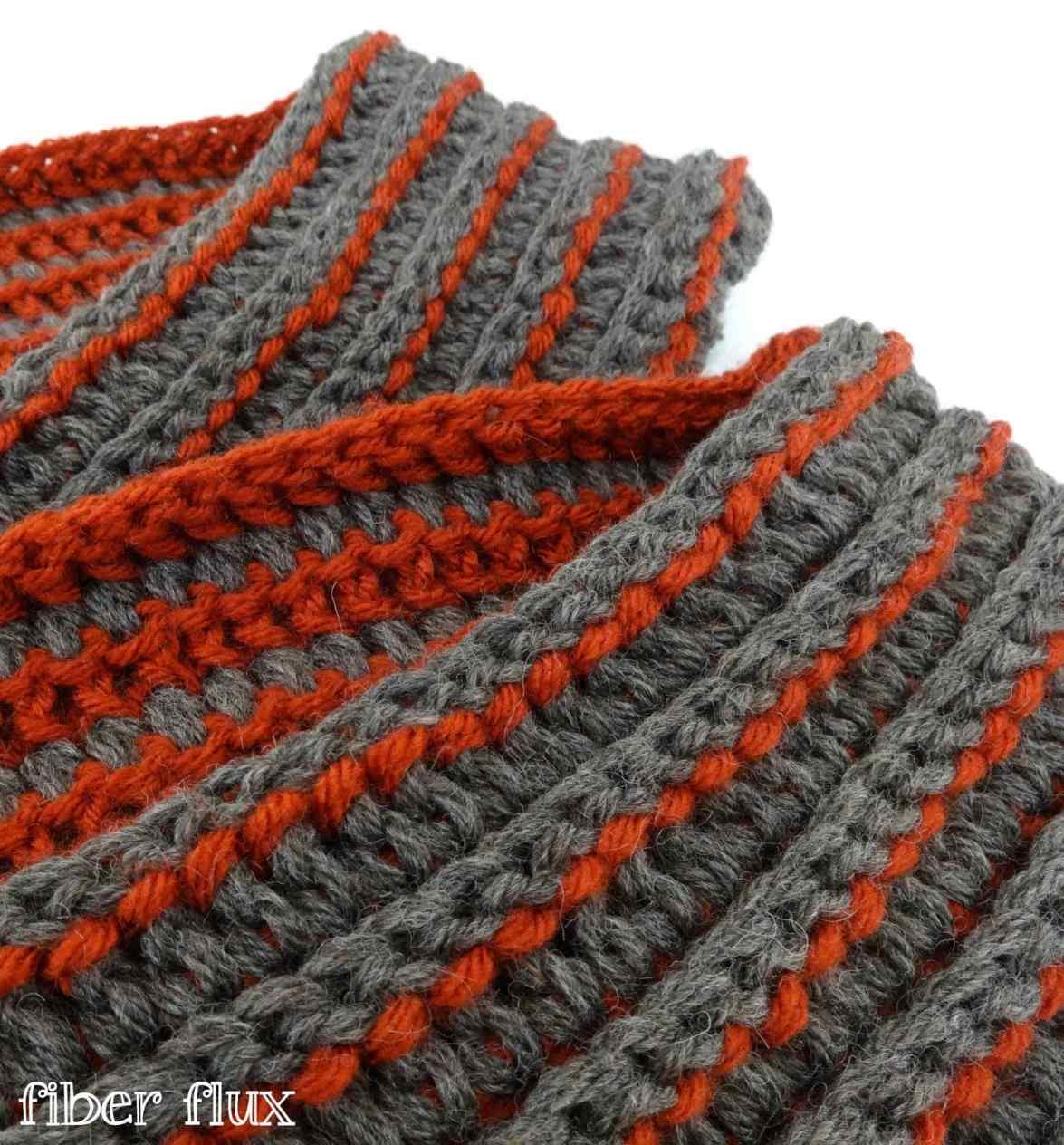 Double Knitting Tutorial Scarfs Knitting Patterns Scarf Men Inspb