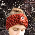 Earwarmer Knitting Patterns Free Free Pattern Rachelle Chunky Ear Warmer Valerie Baber Designs