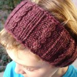Earwarmer Knitting Patterns Free One Skein Knitting Patterns Knitting Pinterest Knitting