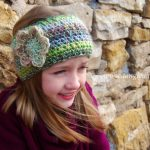 Earwarmer Knitting Patterns Free Tangled Happy Faux Knit Ear Warmer Free Crochet Pattern