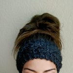Earwarmer Knitting Patterns Head Bands Chunky Cable Knit Headband Free Knitting Pattern From The