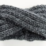 Earwarmer Knitting Patterns Head Bands Chunky Knit Turban Headband Ear Warmer Knits For Life