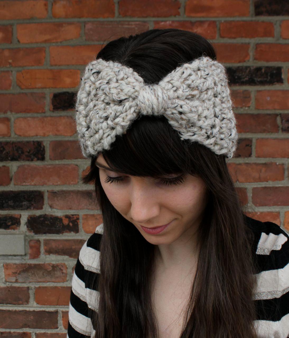 Earwarmer Knitting Patterns Head Bands Easy Knit Headband Ear Warmer Pattern Crochet And Knit