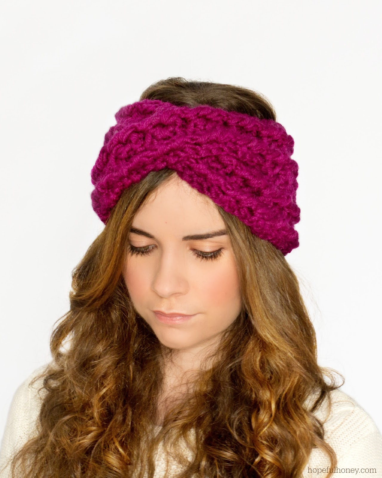 Earwarmer Knitting Patterns Head Bands Headband Knitting Patterns Archives The Funky Stitch