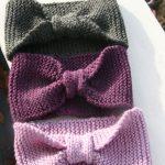 Earwarmer Knitting Patterns Head Bands Headbands Head Wraps Also Known As Earwarmers Crochet