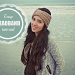 Earwarmer Knitting Patterns Head Bands How To Make A Headband In Cartridge Stitch Tutorial Step Step