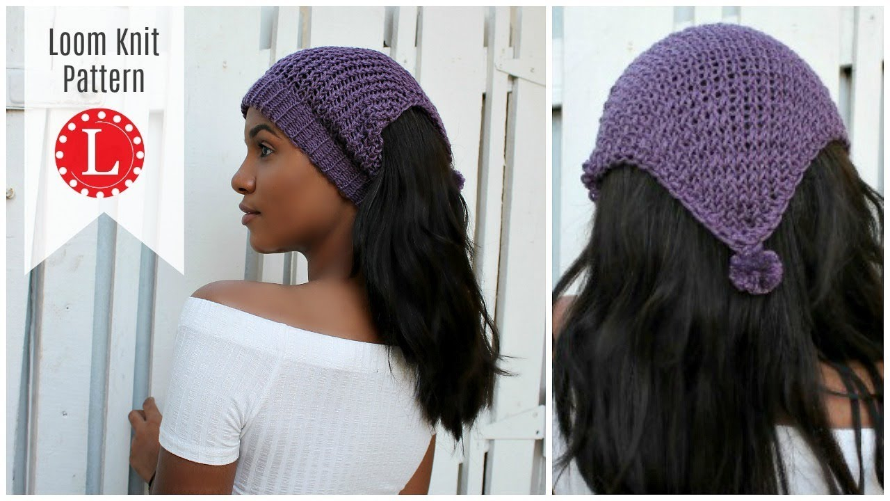 Earwarmer Knitting Patterns Head Bands Loom Knitting Ear Warmer Pattern Headband Hat On A Round Loom