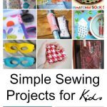 Easy Hand Sewing Projects For Kids 500 Best Sewing Projects For Kids Images On Pinterest Sewing Tips