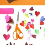 Easy Hand Sewing Projects For Kids Diy Valentines Day Gifts Flowering Tree From A Kids Hand Diy