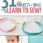 Easy Hand Sewing Projects For Kids Learn To Sew 16 Easy Projects To Get You Started Moms And Crafters
