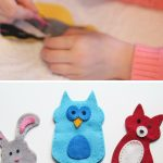 Easy Hand Sewing Projects For Kids Woodland Animals Sewing Craft Kit For Kids Rkodzieo Pinterest