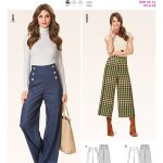 Easy Sewing Patterns Burda 6573