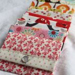Easy Sewing Patterns Wallet Pdf Sewing Pattern Binskis Studio