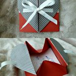Envelope Origami Letters Cardmaking Take One Diys Pinterest Origami Valentines And