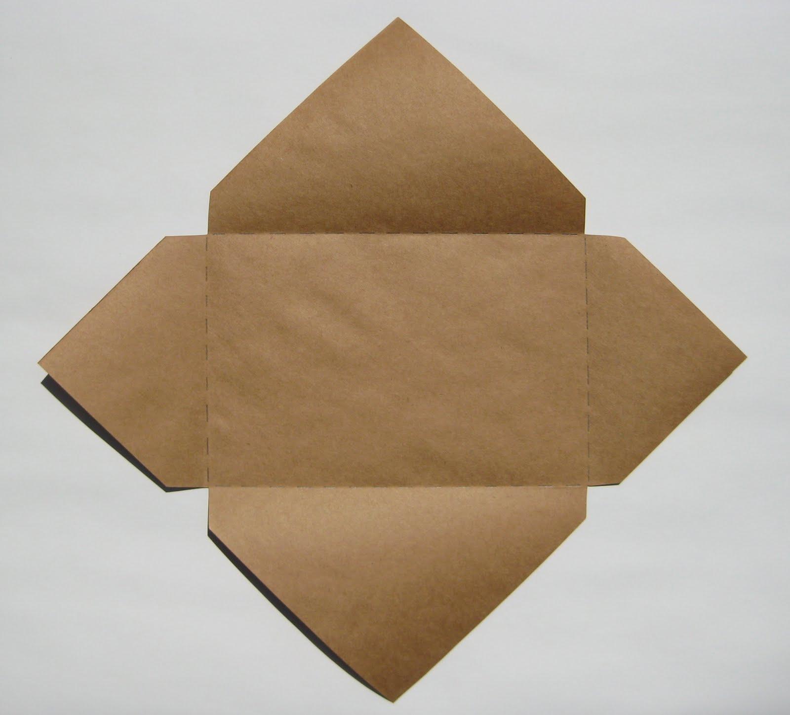 Envelope Origami Letters Easy Envelopes For Handmade Cards Teachkidsart