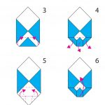 Envelope Origami Letters Origami Envelope Diy Pinterest Origami Envelope Origami And