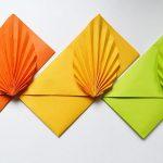 Envelope Origami Tutorials Colored Paper Envelope Easy Origami Tutorial Diy Papercraft