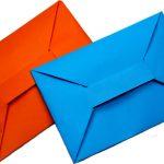 Envelope Origami Tutorials Diy Easy Origami Envelope Tutorial Youtube