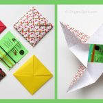 Envelope Origami Tutorials Origami Diy Easy Origami Envelope Tutorial Origami Envelope Easy