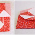 Envelope Origami Tutorials Origami Pinwheel Envelopes A Spoonful Of Sugar