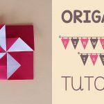 Envelope Origami Tutorials Origami Pinwheel Tato Envelope Tutorial Origami Pinterest