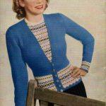 Fairisle Knitting Patterns Free Fair Isle And Colourwork Twin Set From Stitchcraft The Sunny Stitcher