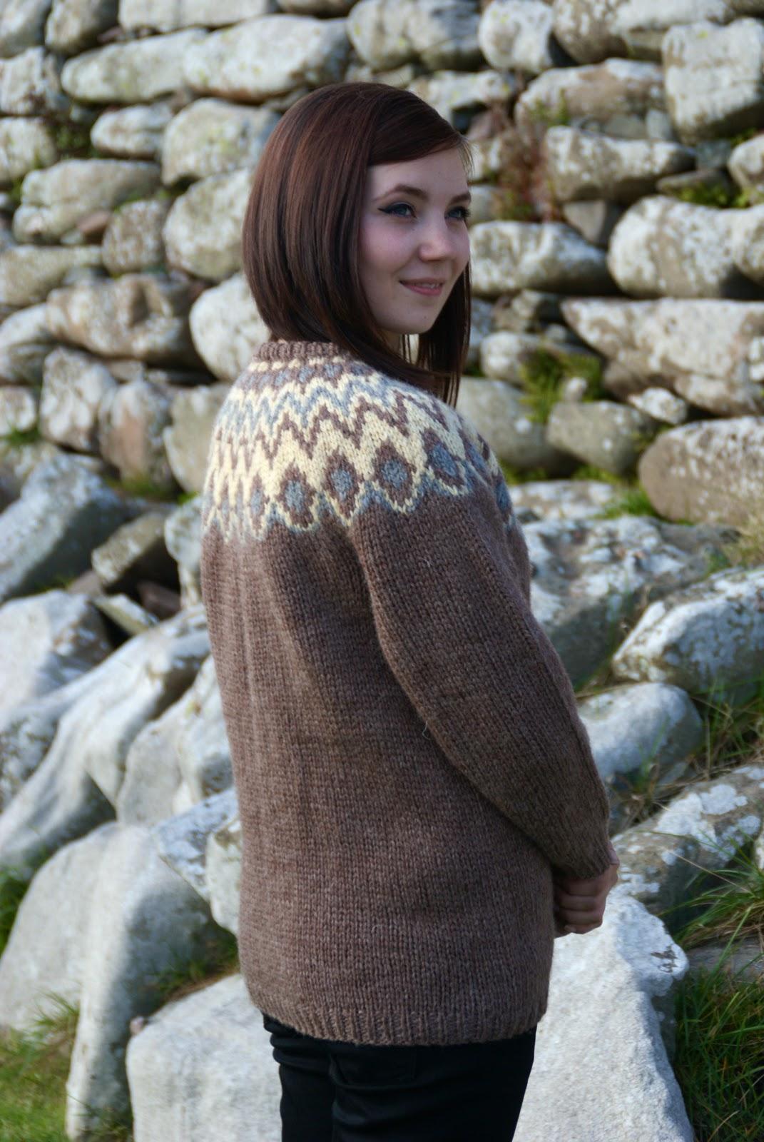 Fairisle Knitting Patterns Free Free Pattern At The Knittercouk