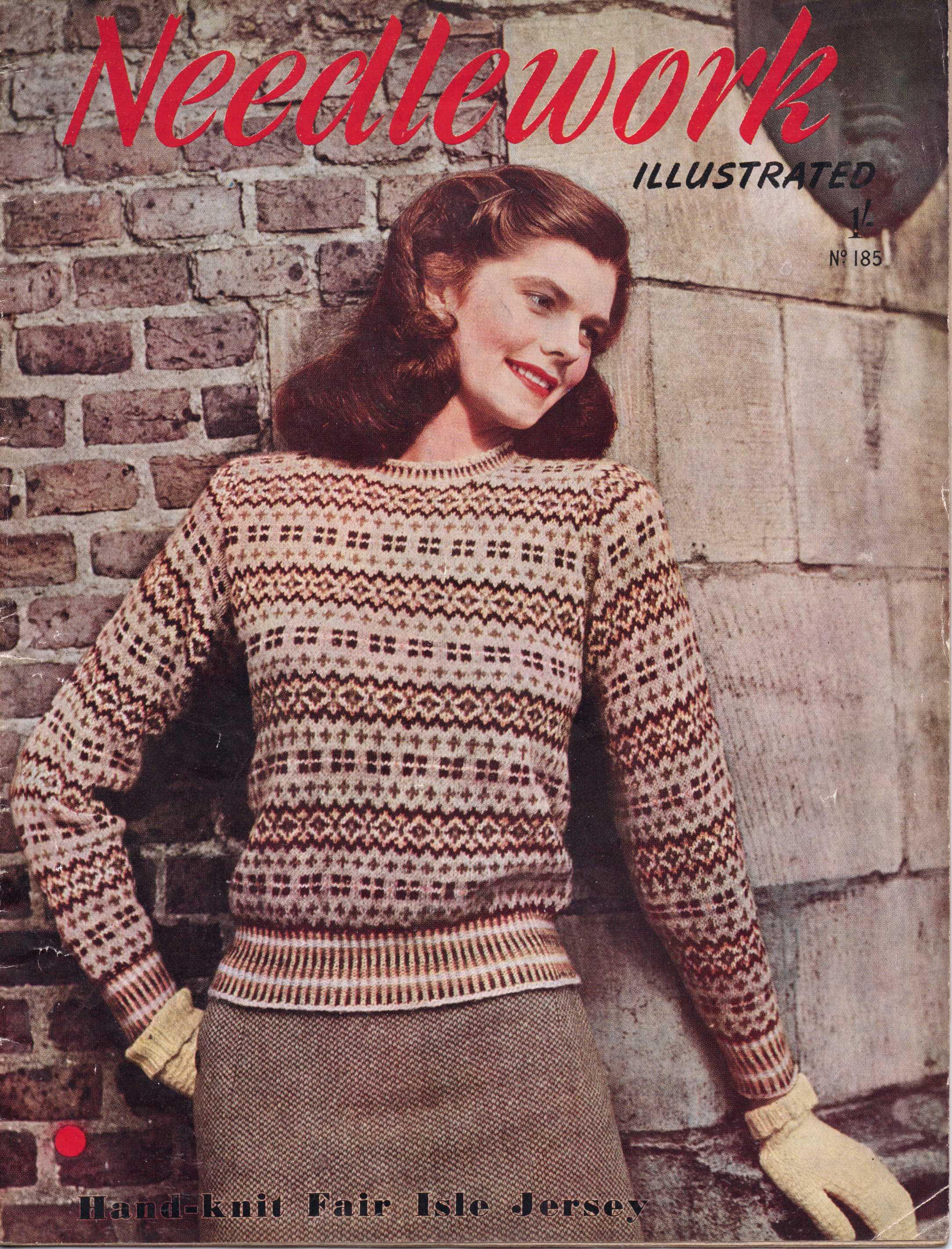Fairisle Knitting Patterns Free Vintage Fair Isle Knitting Patterns Crochet And Knit