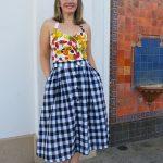 Gertie Sewing Vintage Casual Gertie Sews Vintage Casual Book Halter Top Pattern Kwik Sew 3931